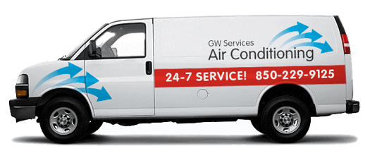 GW services van 2